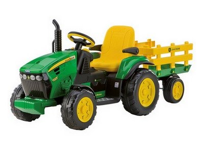 Электромобиль John Deere Ground Force